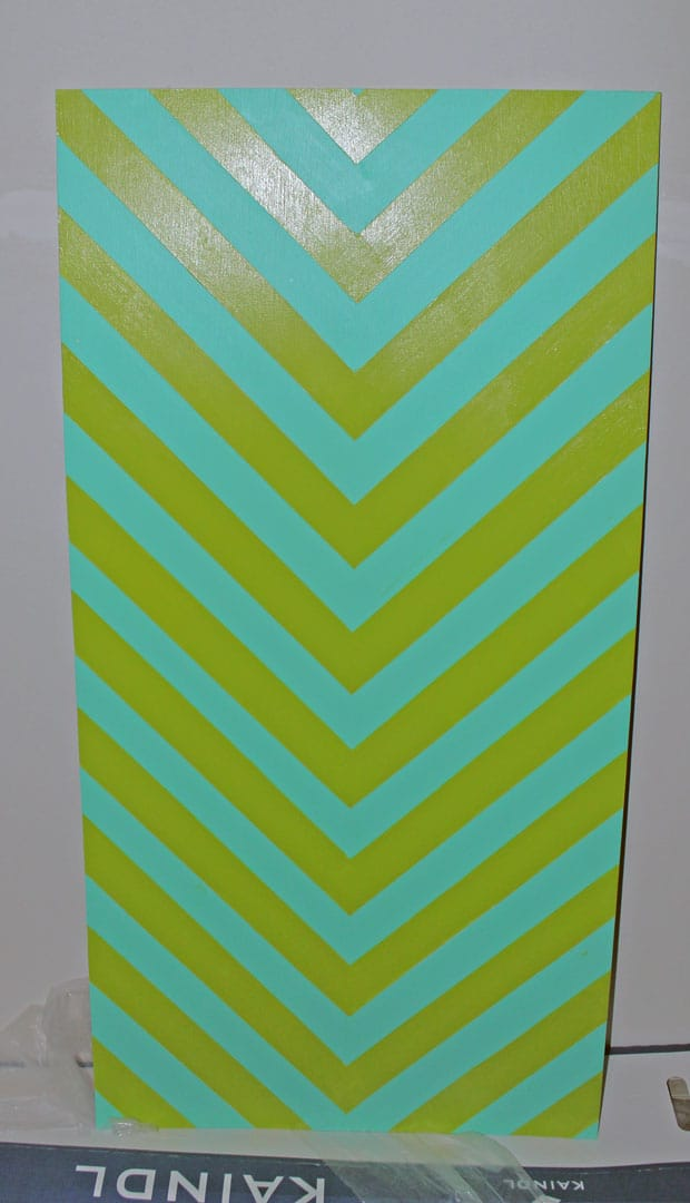 Easy NO Measure Chevron Pattern - FYNES DESIGNS | FYNES DESIGNS