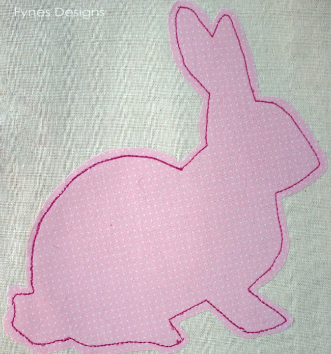 Creating an Easter Bunny Silhouette