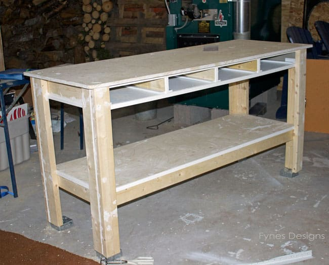 Craft Room Workbench Fynes Designs Fynes Designs
