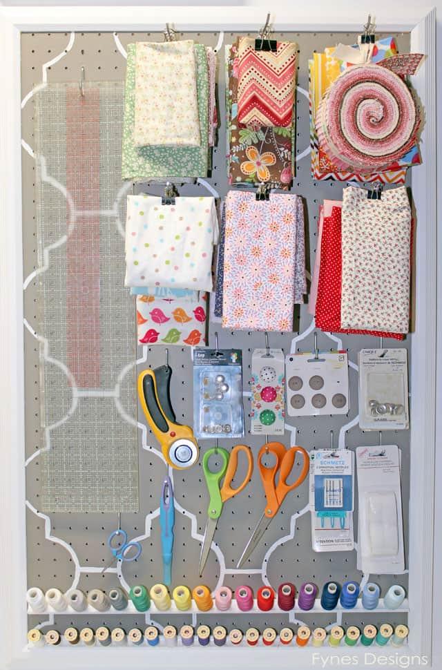 Craft Room Organizing Ideas Fynes Designs Fynes Designs