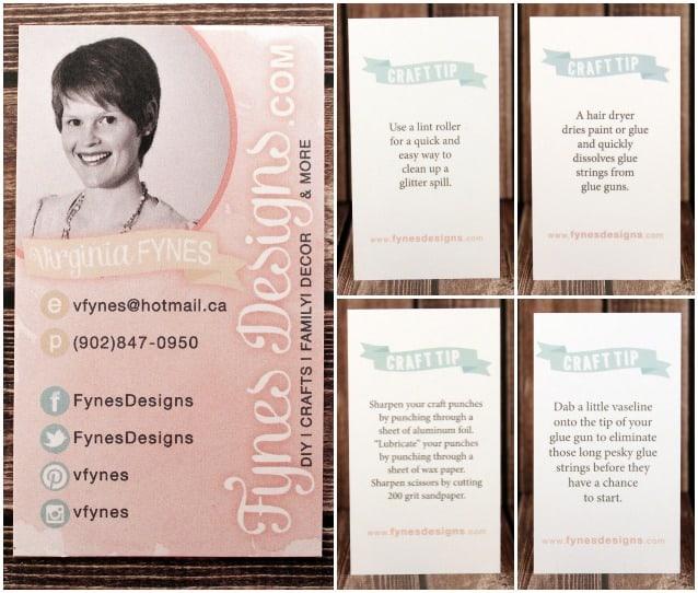 New creative blogger business cards fynes designs fynes designs new creative blogger business cards colourmoves