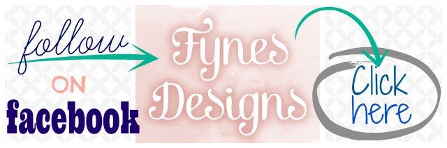 follow fynesdesigns.com on facebook