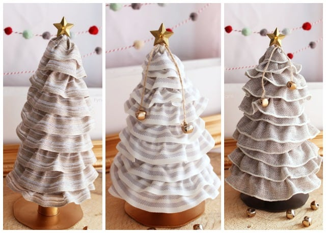 Diy Cone Christmas Trees.Diy Christmas Tree Cones For Only 99 Fynes Designs