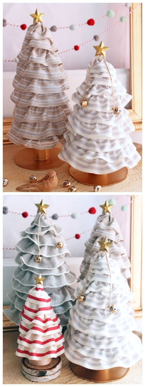 Diy Ribbon Christmas Tree Ornament Your Diy Christmas Tree