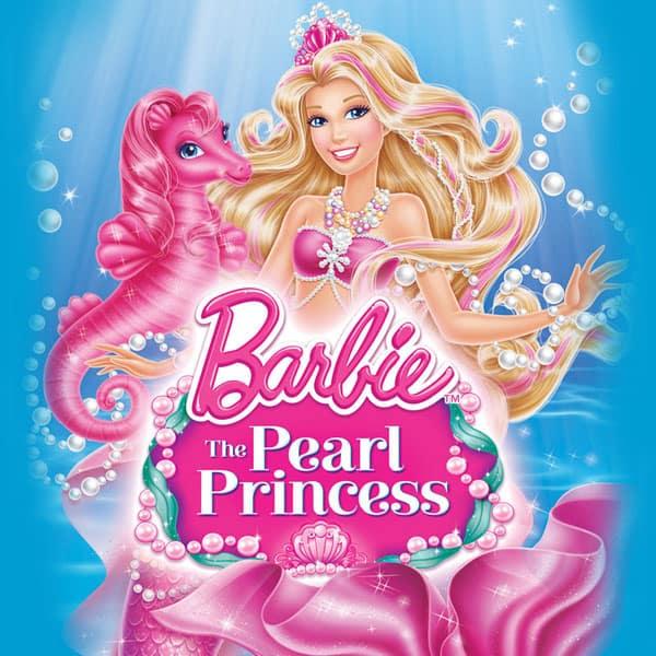 Barbie The Pearl Princess Movie Premiere #giveaway - FYNES