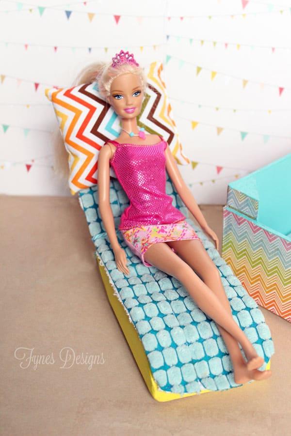 Super cute Barbie Furniture #barbie #baribefurniture