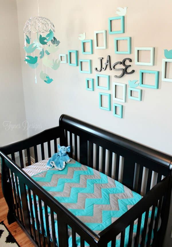 Unique Baby Boy Room Ideas: Fun Baby Boy Nursery