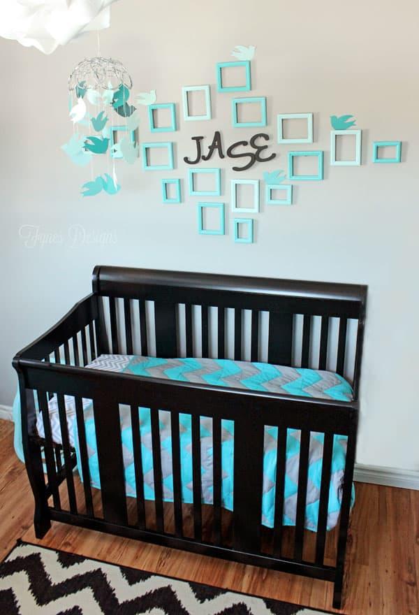 Fun baby boy nursery fynes designs fynes designs - Bedroom design for baby boy ...
