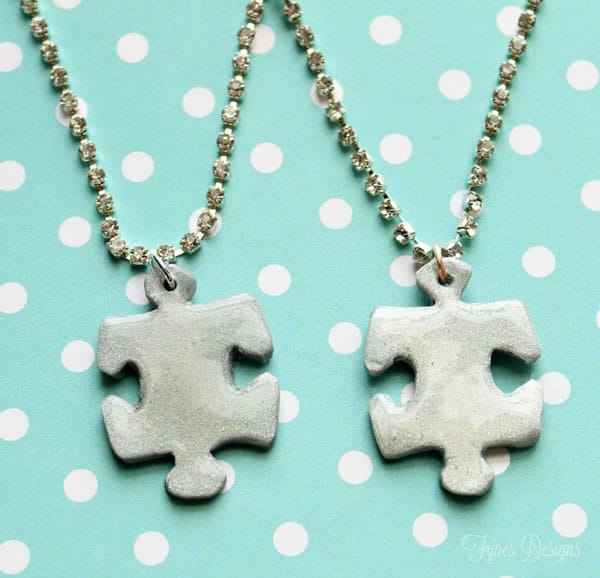 Puzzle piece necklace for autism awareness day fynes designs puzzle piece necklace for autism awareness day fynes designs fynes designs aloadofball Gallery