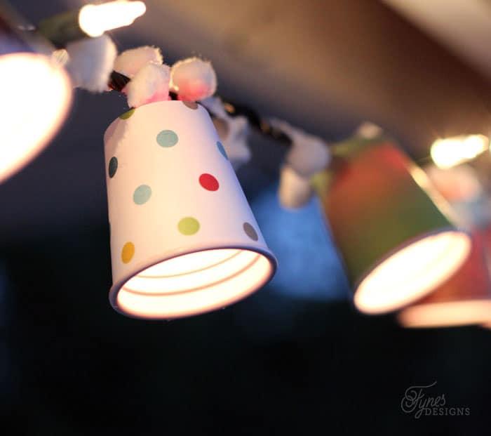 String Of Lights Wo Not Light : DIY Retro Inspired Outdoor String Lights - FYNES DESIGNS FYNES DESIGNS