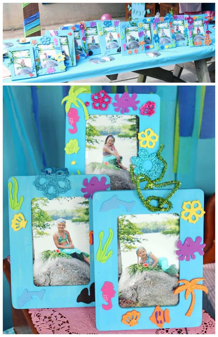 michaels birthday party craft ideas swim to our mermaid fynes designs fynes designs 6917