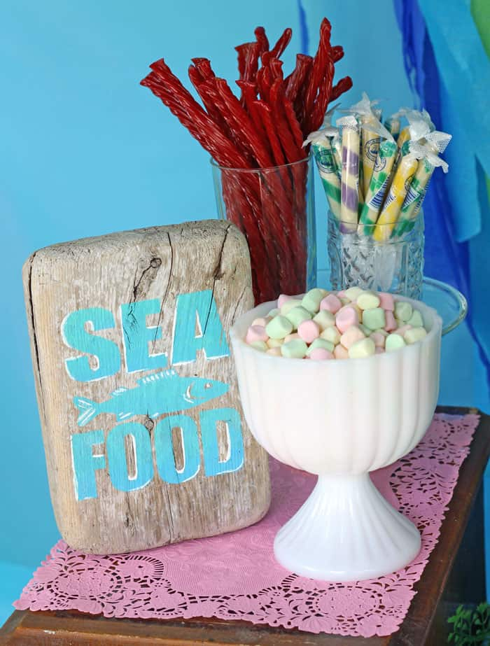 Swim Over To Our Mermaid Party Fynes Designs