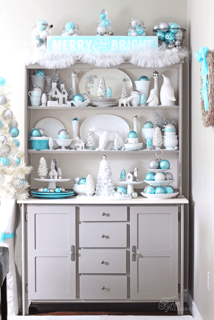 Christmas Home Tour 2014 Fynes Designs Fynes Designs