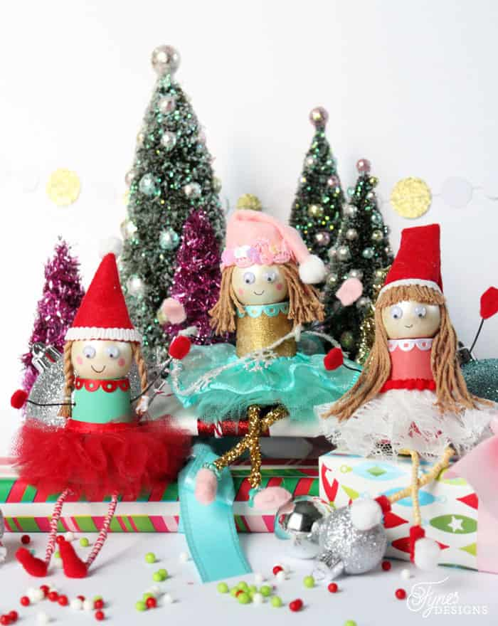 Image Result For Christmas Craft Pinecone Elf