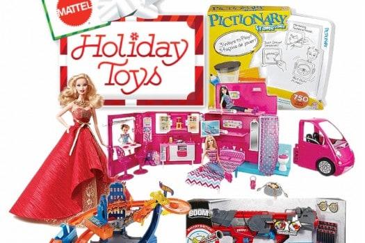 Mattel Holiday toys wishlist
