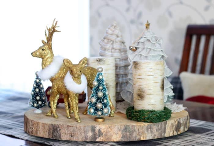 Christmas home tour fynes designs
