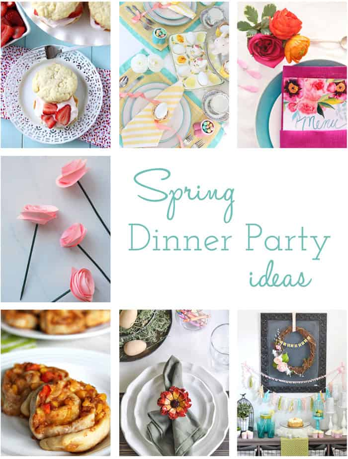 Delightful Kids Dinner Party Ideas Part - 5: Beautiful Ideas For Hosting A Spring Brunch