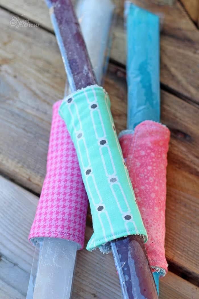 Easy Sew Freezie Koozies Fynes Designs Fynes Designs