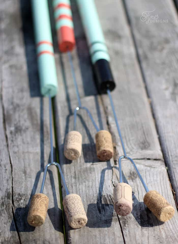Diy Marshmallow Roasting Sticks Fynes Designs Fynes