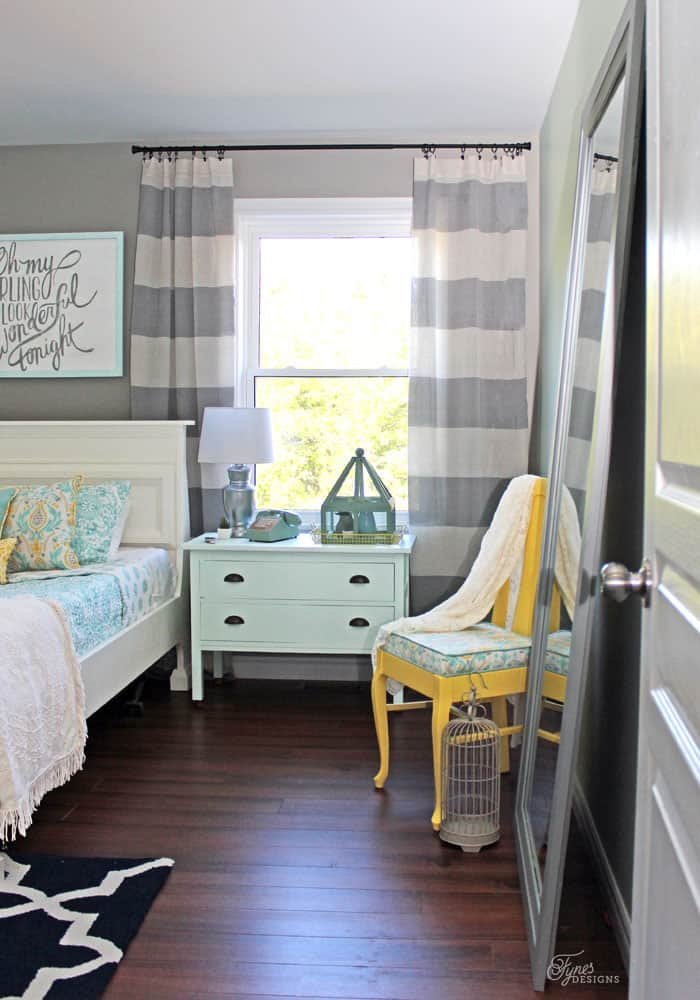 Master Bedroom Reveal - FYNES DESIGNS | FYNES DESIGNS