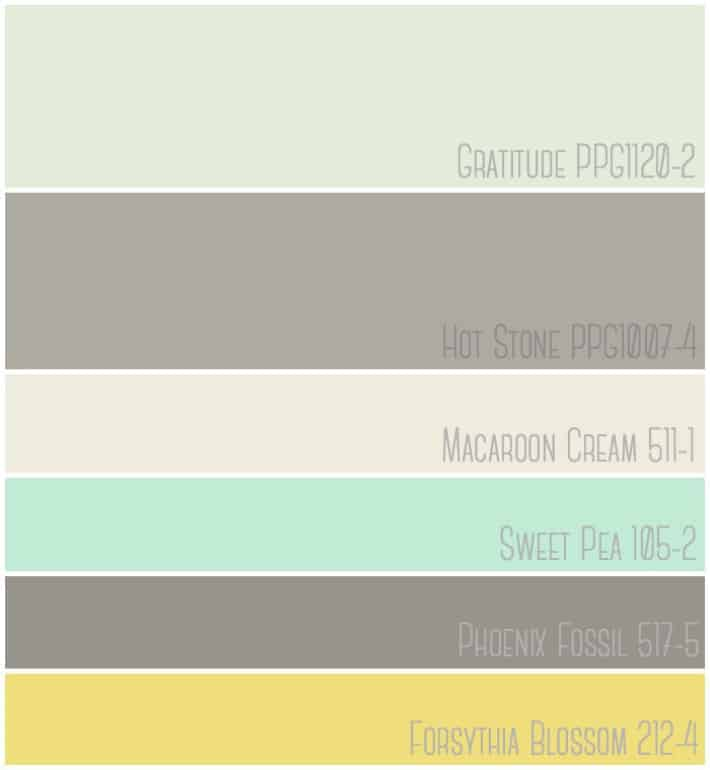 Macaroon Cream Paint Color