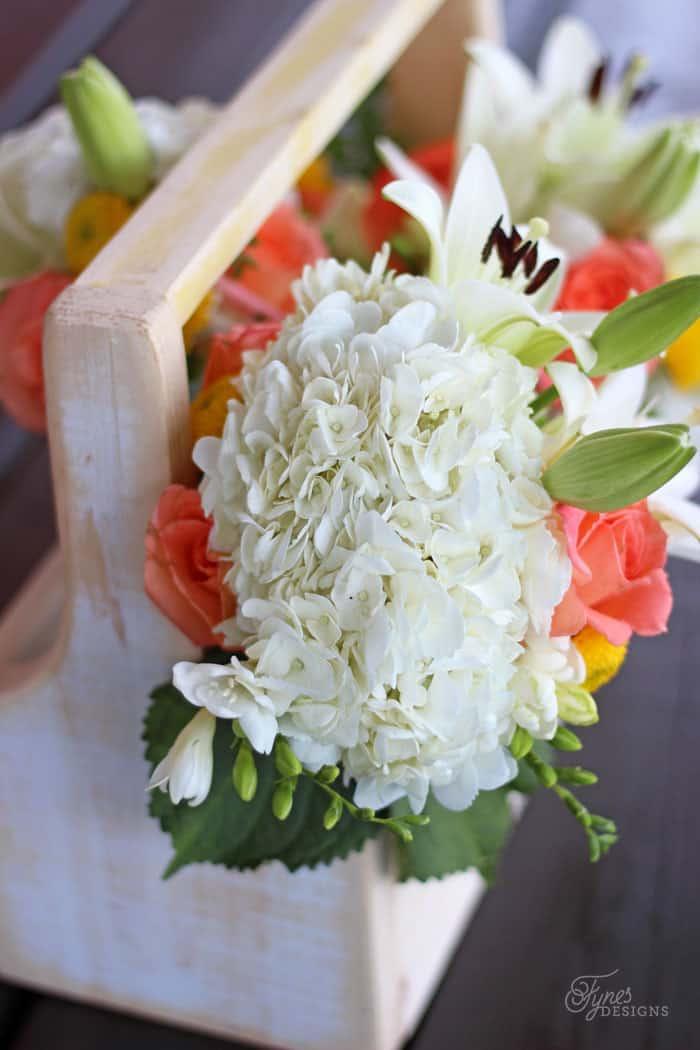 Handmade Wedding Bouquets with Costco Flowers - FYNES DESIGNS ...