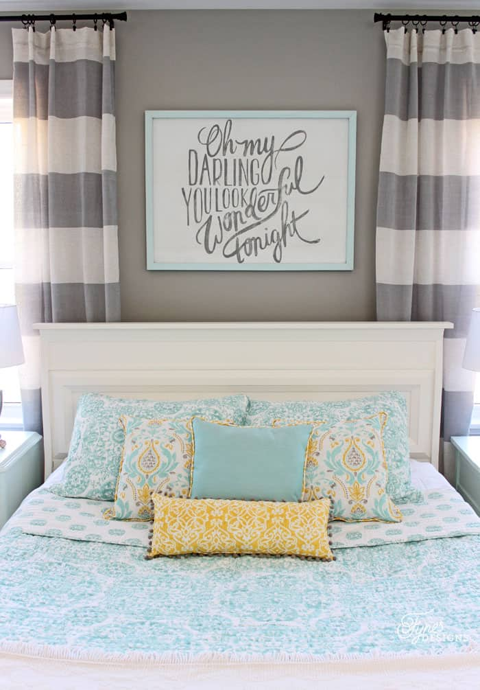 master bedroom reveal  fynes designs  fynes designs,