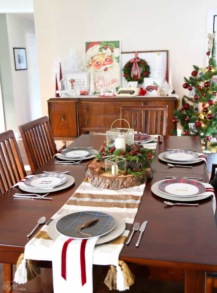 holiday home decor with shutterfly - fynes designs | fynes designs