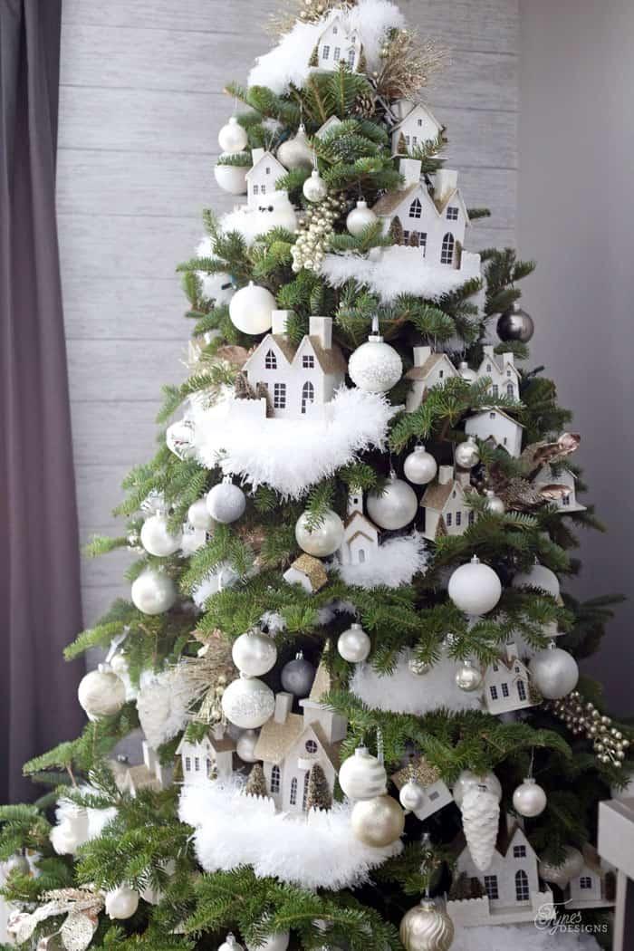 2015 Christmas Home Tour- Part 1 - FYNES DESIGNS   FYNES DESIGNS