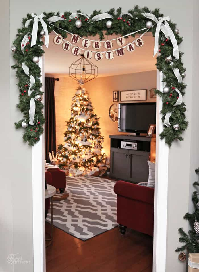 Holiday Home Decor With Shutterfly Fynes Designs Fynes Designs