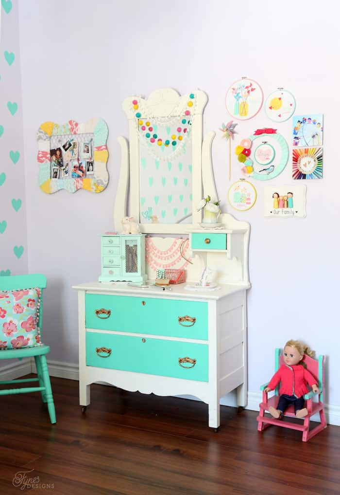 Sweet girls bedroom decor ideas